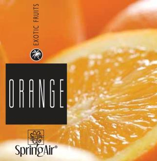 SPRING AIR NÁPLŇ DO OSVIEŽOVAČA ORANGE - SPRAY 250ML
