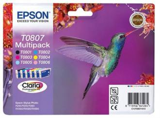 EPSON St. Photo R265/360,RX560 multipack