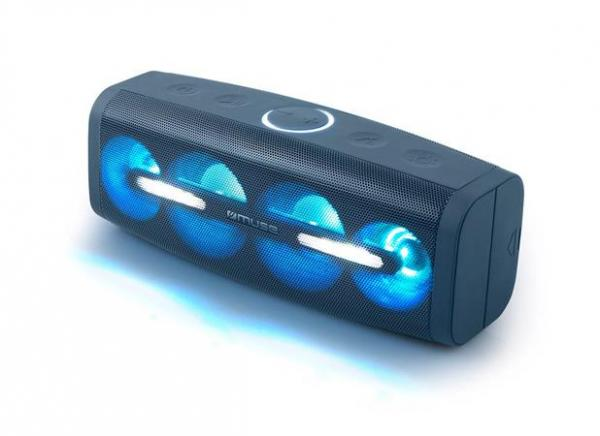 "Reproduktor, Bluetooth, LED svetlami, 50W, MUSE ""M-830DJ"""