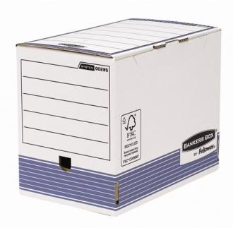 "ARCHÍVNY BOX, 200 MM, ""BANKERS BOX® SYSTEM BY FELLOWES®"", MODRÝ"