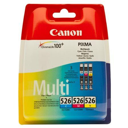 CANON PIXMA IP4850, MG5150/5250 MULTIPACK, ( C+M+Y )