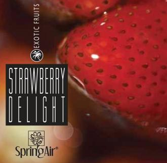 SPRING AIR NÁPLŇ DO OSVIEŽOVAČA STRAWBERRY DELIGHT - SPRAY 250ML