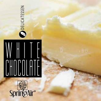 SPRING AIR NÁPLŇ DO OSVIEŽOVAČA WHITE CHOCOLATE - SPRAY 250ML