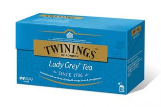 "TWININGS ČAJ TWININGS ""LADY GREY"", 12X25*2G"