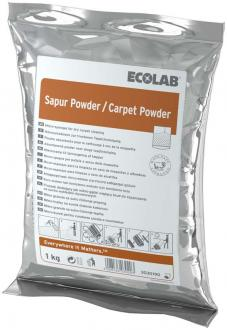 ECOLAB  SAPUR / CARPET POWDER 1KG