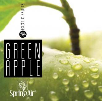 SPRING AIR NÁPLŇ DO OSVIEŽOVAČA GREEN APPLE - SPRAY 250ML