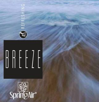 SPRING AIR NÁPLŇ DO OSVIEŽOVAČA BREEZE- SPRAY 250ML