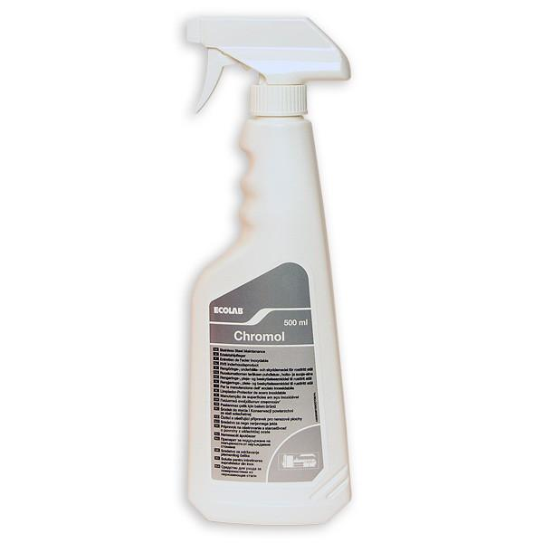 ECOLAB  CHROMOL S MR NA NEREZ 500ML