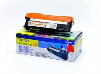 "BROTHER TONER ""HL-4150CDN/4570CDW"", ŽLTÝ, 1,5K"